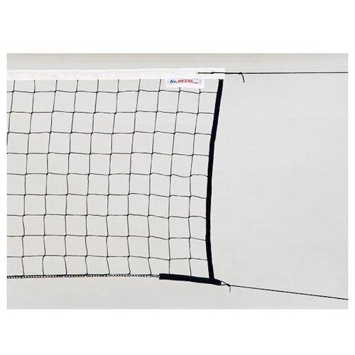 Сетка волейбольная KV.REZAC, 9.5х1м, нить 2мм, арт.15935097400