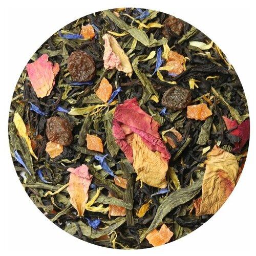 hilltop 1001 ночь ароматизированный листовой чай 125 г Чай ароматизированный чай 1001 Ночь (Premium), 500 г