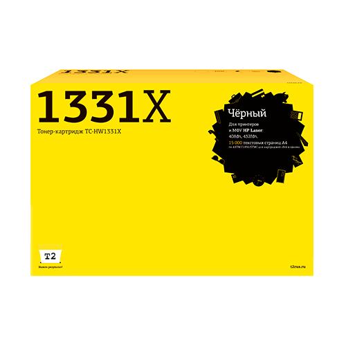 Фото - Картридж T2 TC-HW1331X, совместимый картридж t2 tc k895m совместимый