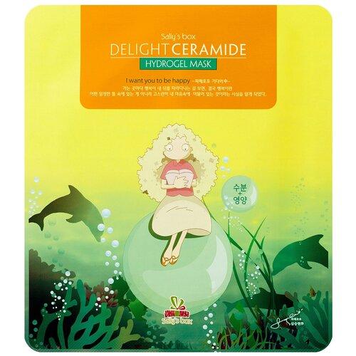 Купить Sally's Box Delight Ceramide Hydrogel Mask гидрогелевая маска с керамидами, 25 г