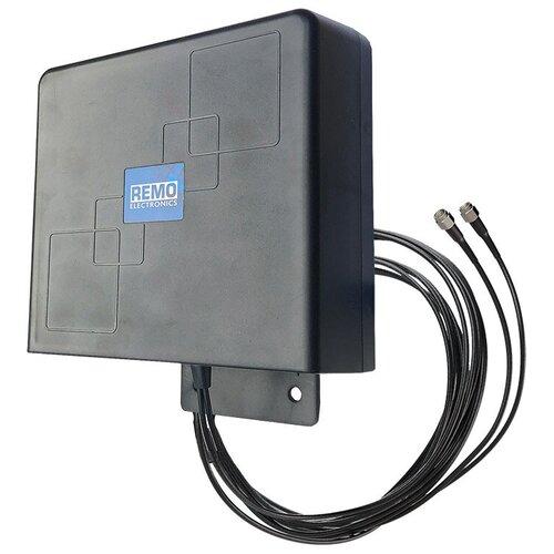 3G/4G/4G+ антенна BAS-2346 Flat mini MiMo с кабелем 5м.