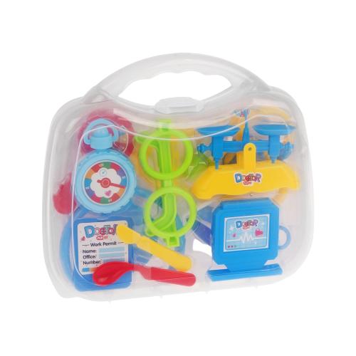 Купить Набор доктора Наша игрушка 645619, Играем в доктора