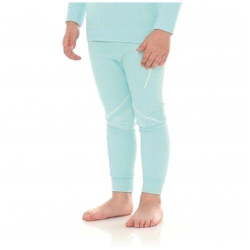 Термобелье детское для девочек Brubeck леггинсы THERMO светло-голубые 92-98 92-98