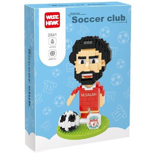 Фото - Конструктор Wisehawk Soccer club 2641 Mohamed Salah ahmed mohamed salah gestión administrativa del proceso comercial adgd0308