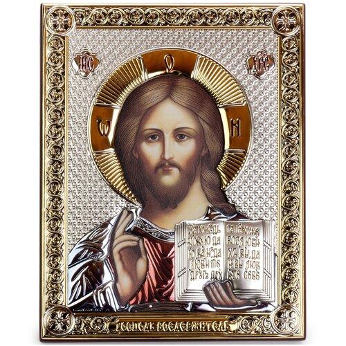 Икона Иисус Христос 6422/CPM, 14х18 см по цене 4 700
