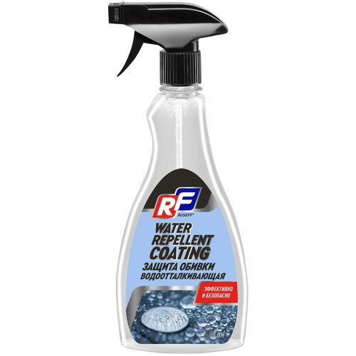 RUSEFF Защита обивки салона автомобиля водоотталкивающая, 0.5 л