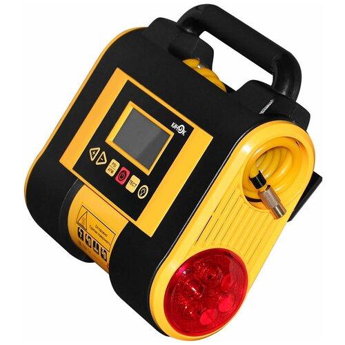 Автомобильный компрессор Качок К70 желтый