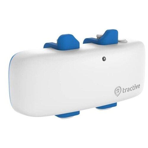 Трекер Tractive для собак 4 LTE TRNJAWH белый