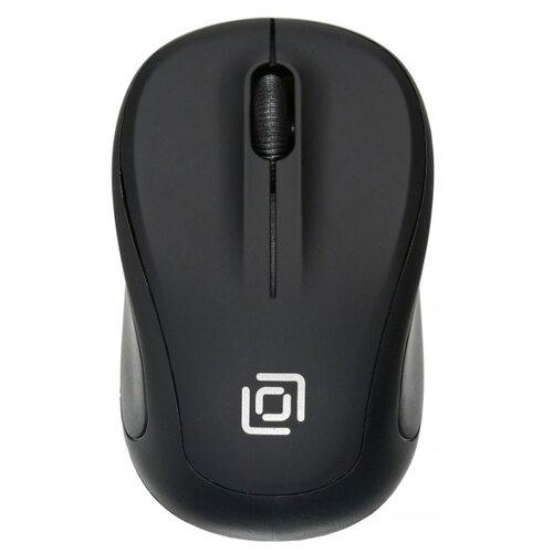 Фото - Беспроводная мышь OKLICK 665MW, black мышь oklick 665mw оптическая черная