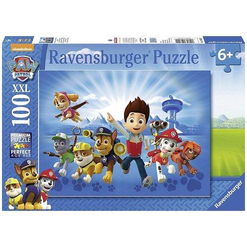 Пазл Ravensburger Щенячий патруль спешит на помощь (10899), 100 дет.