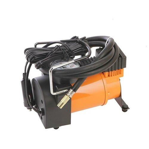Автомобильный компрессор Автостоп AC-58 оранжевый