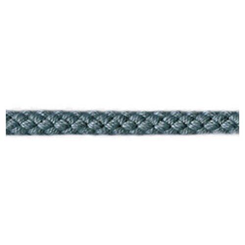Шнур PEGA хлопковый, цвет темно-серый, 5,3 мм 100% хлопок