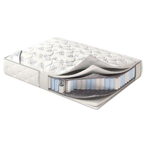 Матрас CORRETTO Roll Lazy 150x186, пружинный матрас corretto bella 150x186 пружинный белый