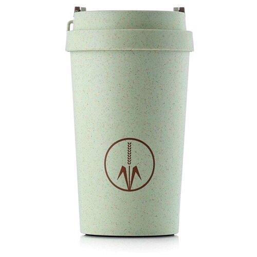 Тамблер WALMER Eco Cup, 0.4 л светло-зеленый