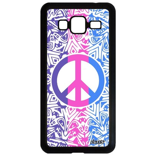 Фото - Чехол для смартфона Samsung Galaxy J3 2016, Peace and Love Пацифизм Рисунок чехол with love moscow w003969sam для samsung galaxy j3 2016 девушка с вином