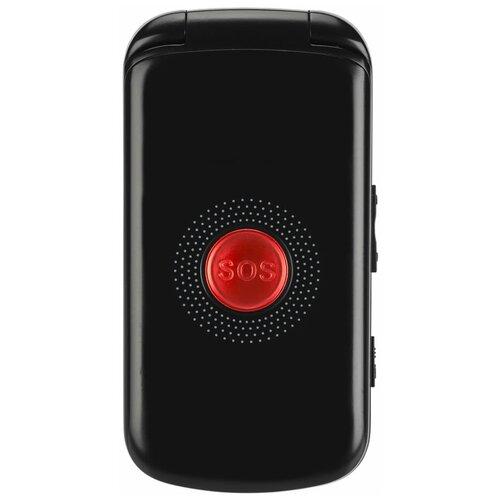 Фото - Телефон ONEXT Care-Phone 6, черный телефон onext care phone 5 синий