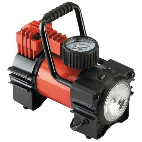 Автомобильный компрессор ZiPOWER PM6507 красный