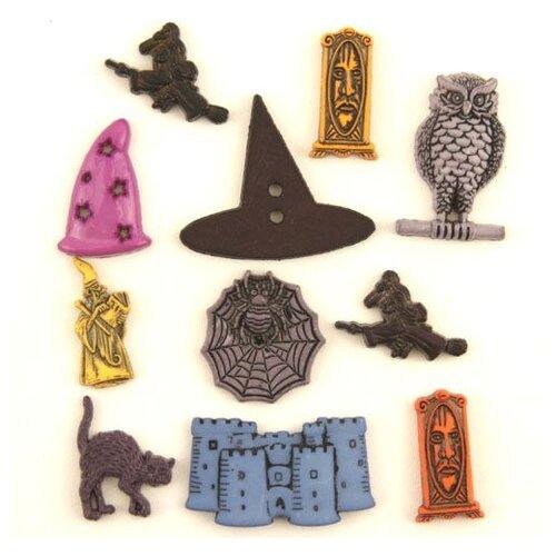 Купить 4077, Пуговицы. Волшебство, Buttons Galore & More