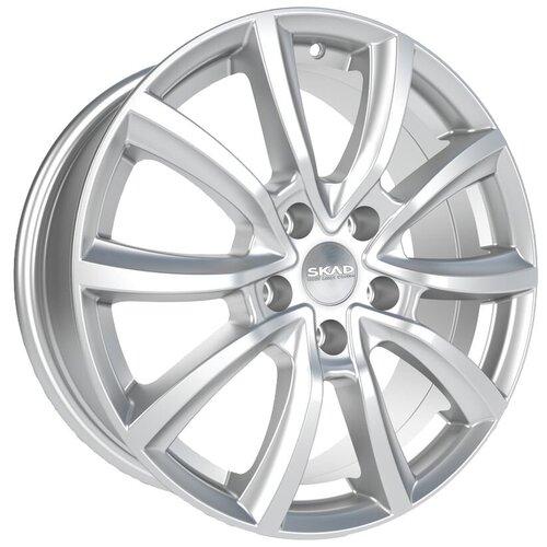 Фото - Колесный диск SKAD Онтарио 7х17/5х108 D63.3 ET45, Селена колесный диск skad турин 6 5x16 5x114 3 d60 1 et45 алмаз