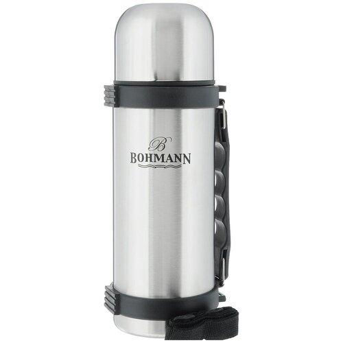 Классический термос Bohmann BH-4175, 0.75 л стальной