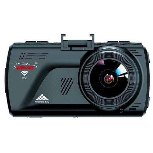Видеорегистратор SHO-ME A12-GPS/ГЛОНАСС WiFi, GPS, ГЛОНАСС, черный