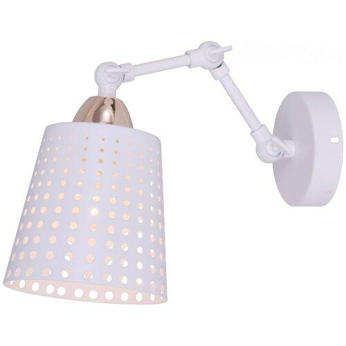 Фото - Настенный светильник Toplight Kristiana TL1154-1W, 40 Вт настенный светильник toplight gertrude tl1138 1w 40 вт