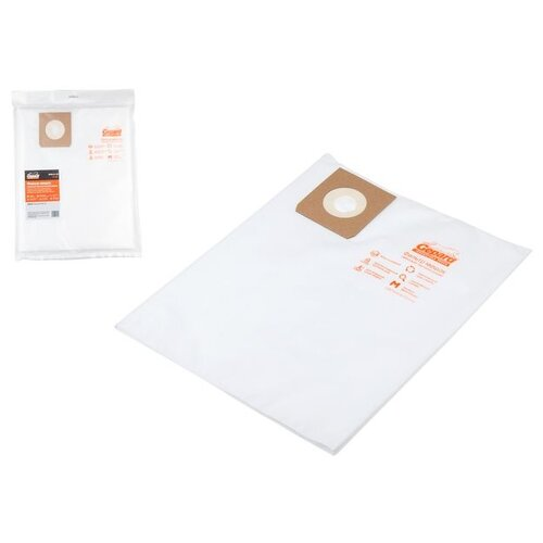 Мешок для пылесоса BOSCH UNIVERSAL VAC 15 сменный (5 шт.) GEPARD (Синтетический.) (GP90119-115)