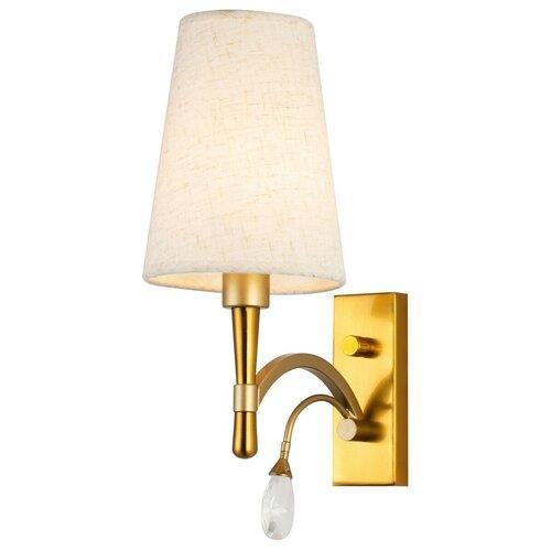 Настенный светильник Favourite Luca 2703-1W, E14, 40 Вт настенный светильник favourite nano 1522 1w 40 вт