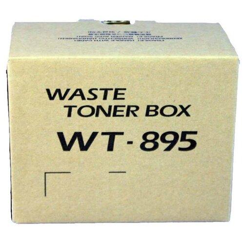 Фото - Бункер отработанного тонера Kyocera WT-895 (2K093110) бункер отработанного тонера wt 590
