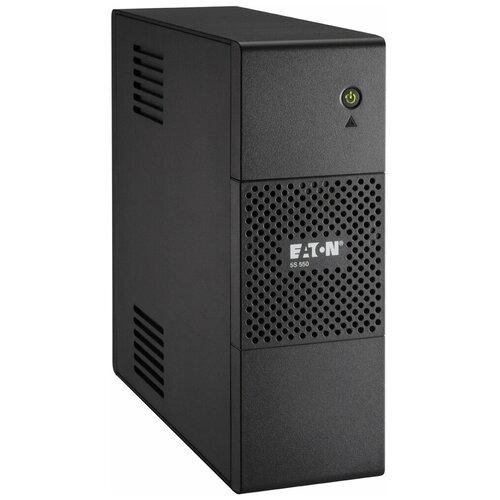 Интерактивный ИБП EATON 5S 550i черный
