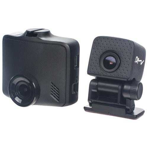 Фото - Видеорегистратор Mio MiVue C380D, 2 камеры, GPS, черный видеорегистратор mio mivue 788