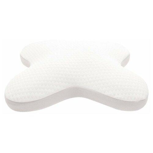 Подушка Luomma ортопедическая LumF-516 44 х 54 см белый