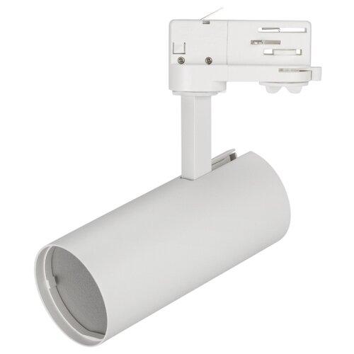 Корпус Arlight SP-POLO-TRACK-4TR-LEG-R65 белый корпус светильника arlight sp polo track 4tr leg r85 bk 1 3 350ma