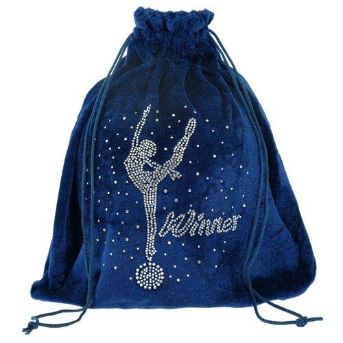 Чехол для мяча Grace Dance Winter 4381577 синий
