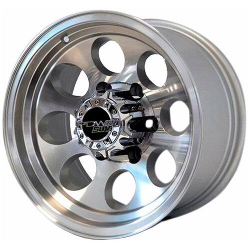 Фото - Колесный диск PDW Wheels 8014 FS3 8х16/5х139.7 D108.2 ET18 колесный диск pdw wheels 2020 7 5х17 4х100 d60 1 et32 m s