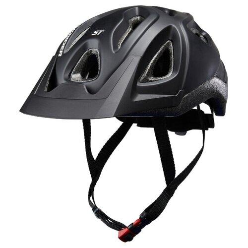 Шлем для горного велосипеда ST 100, черный L, ROCKRIDER X Декатлон