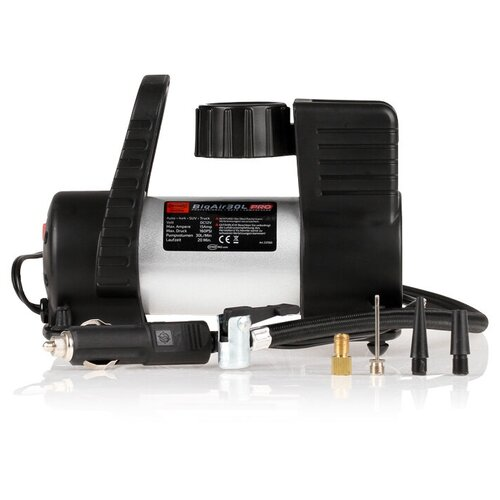 Автомобильный компрессор Heyner 237500 серебристый