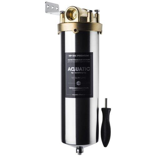Фото - Фильтр магистральный Aquatic HP-10C 3/4 Premium для холодной и горячей воды werner stumm aquatic chemistry