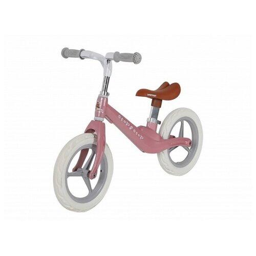Купить Беговел Sportsbaby Step by Step MS-331, розовый, Беговелы