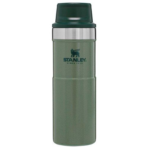 Термокружка STANLEY Trigger-Action Travel Mug, 0.47 л Hammertone Green