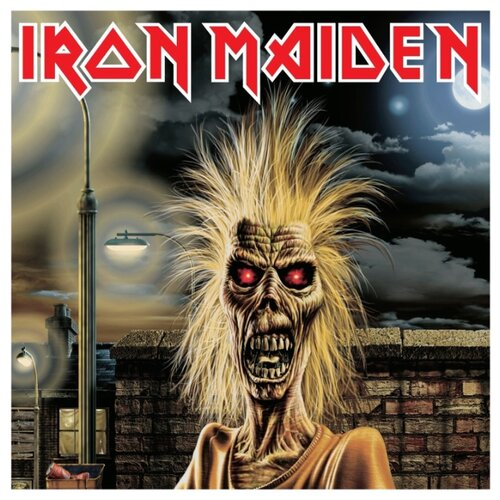 Виниловая пластинка Warner Music IRON MAIDEN - IRON MAIDEN