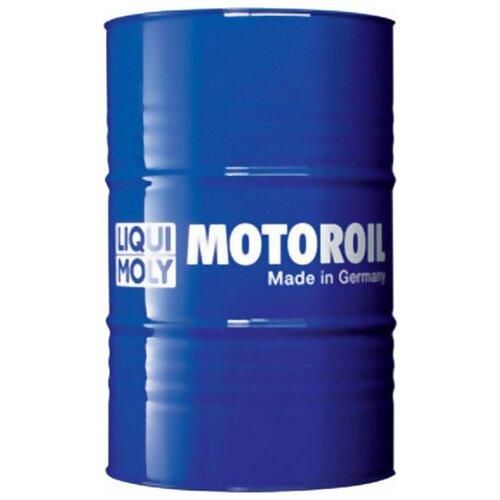 Фото - HC-синтетическое моторное масло LIQUI MOLY Molygen New Generation 5W-40, 60 л моторное масло liqui moly molygen new generation 10w 40 4 л