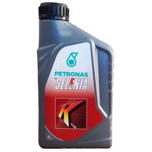 Синтетическое моторное масло Petronas Selenia K 5W-40, 1 л