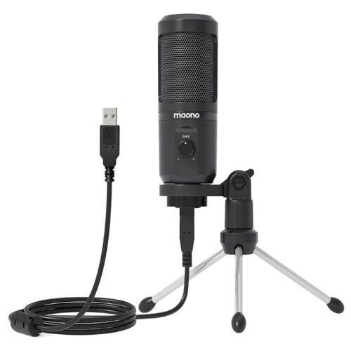 Микрофон Maono AU-PM461TR, черный