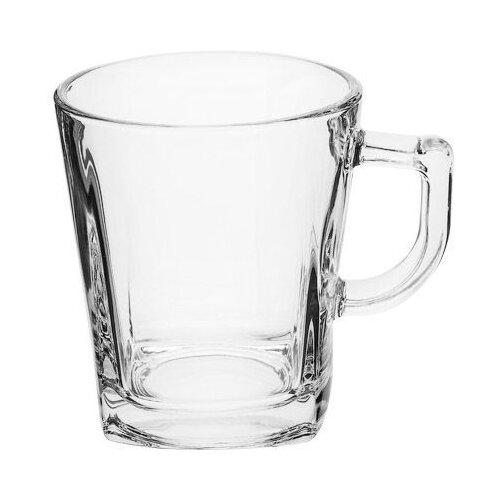 Кружка стеклянная, 300 мл, серия Яблоко, NORITAZEH (410221w)
