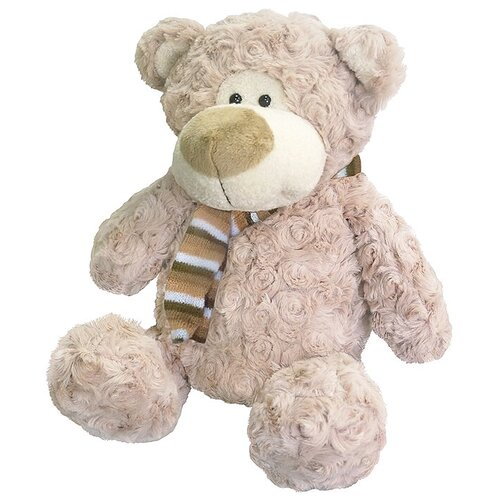 Купить Мягкая игрушка Maxitoys Медведь Барни 24 см, Мягкие игрушки