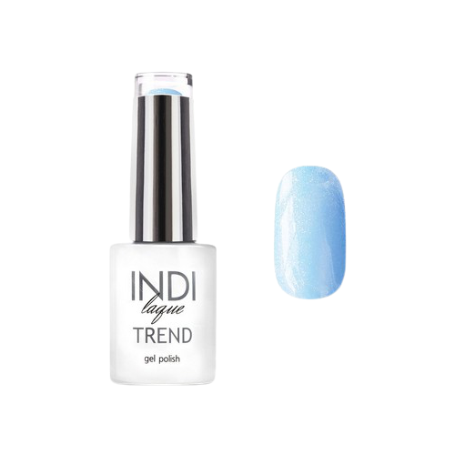 Купить Гель-лак для ногтей Runail Professional INDI Trend с блестками, 9 мл, 5253