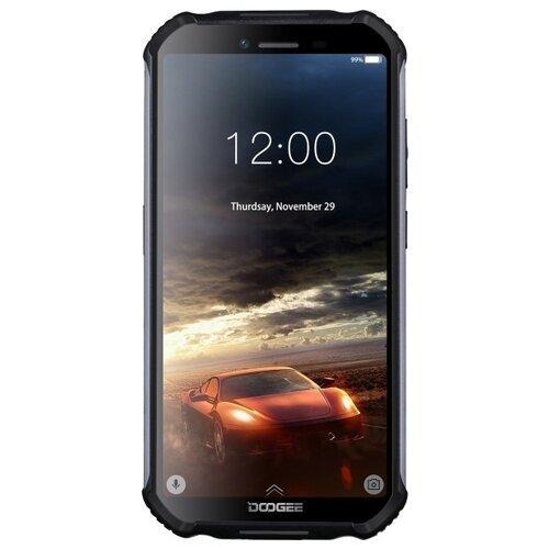 Фото - Смартфон DOOGEE S40 Pro 64GB, черный смартфон doogee s58 pro fire orange
