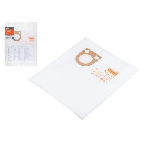 Мешок для пылесоса BOSCH GAS 25 сменный (5 шт.) GEPARD (Синтетический.) (GP90005-115)