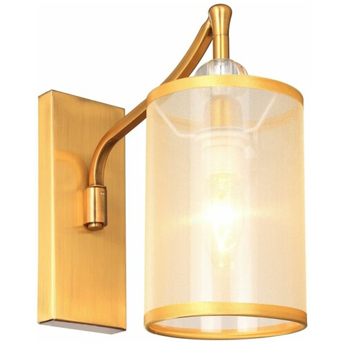 Настенный светильник Favourite Laguna 2697-1W, E14, 40 Вт настенный светильник favourite nano 1522 1w 40 вт
